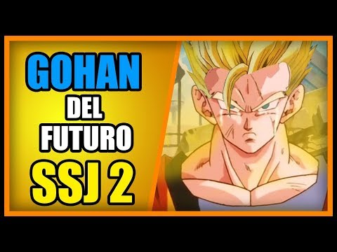 RESPUESTA OFICIAL: ¿PORQUE GOHAN DEL FUTURO NO ALCANZO EL SUPER SAYAJIN 2? | ANZU361