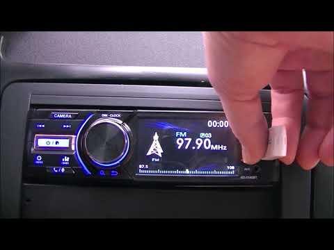 Обновление прошивки автомагнитолы JVC KD-X560BT