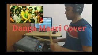 Danga Maari|Danga Maari Cover Song|Anegan|Danush|Drum Cover|