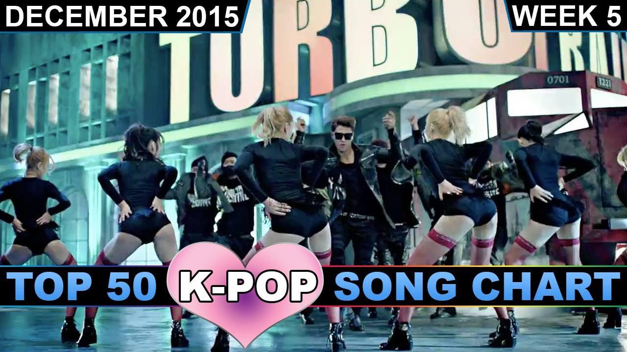 Pop song chart top 50 december 2015 week 5 youtube