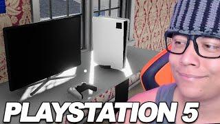 COMPREI O PS5 - Streamer Life Simulator
