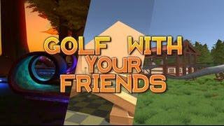 Tak spokojnie jeszcze nie było! Golf With Your Friends z Ekipą! #4 (w: Mati, KriiZu, Kamien)