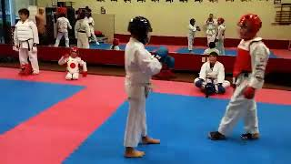 kids training for kuminte