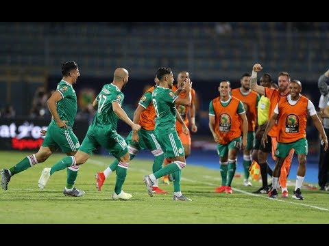 Senegal v Algeria Highlights - Total AFCON 2019 - Match 17