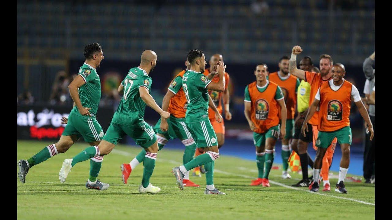 Senegal v Algeria Highlights - Total AFCON 2019 - Match 17