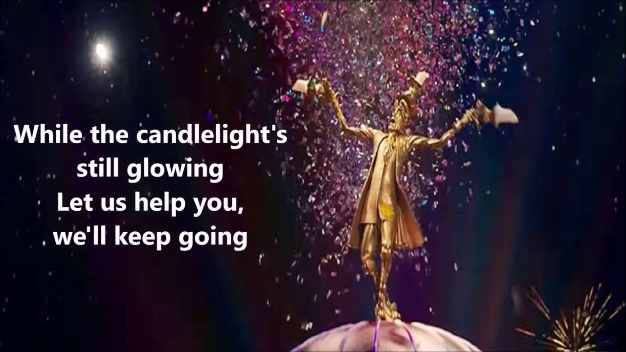 Be Our Guest Lyrics from Beauty and the Beast | Disney ...