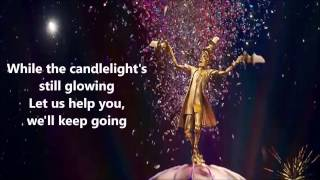 beauty and the beast 2017 be our guest lyrics