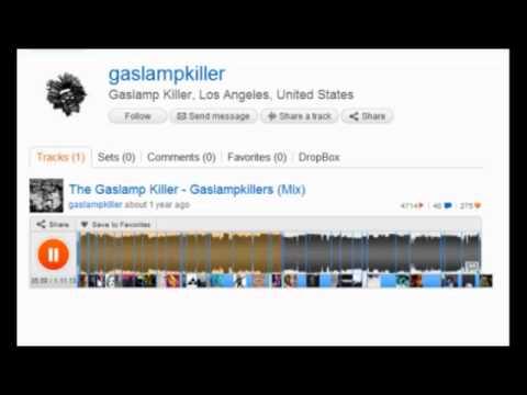 The Gaslamp Killer - GASLAMPKILLERS (Full EP HQ)