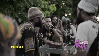#PonSet Cham x Damian Marley - FIGHTER - Music Video @thecham