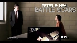 White Collar • Battle scars [Peter & Neal]