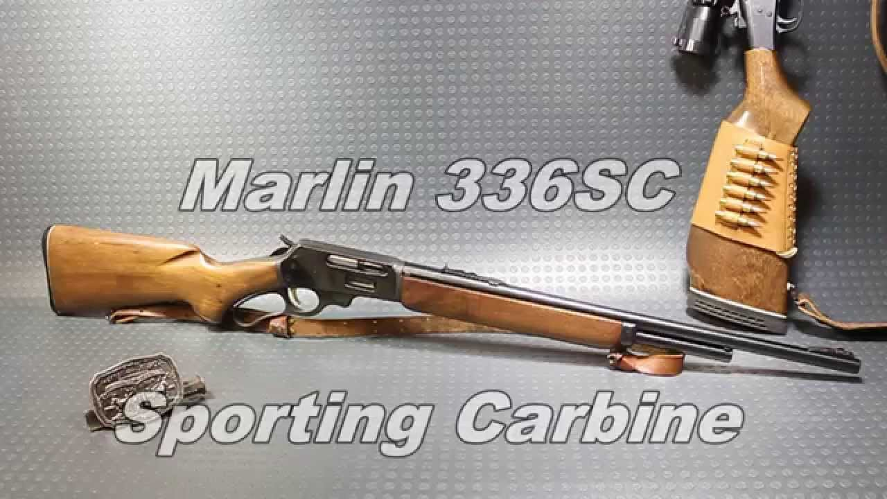 age of marlin 336 by serial number