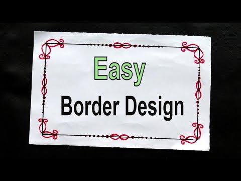 Border Designs Project Design Project Design Ideas File