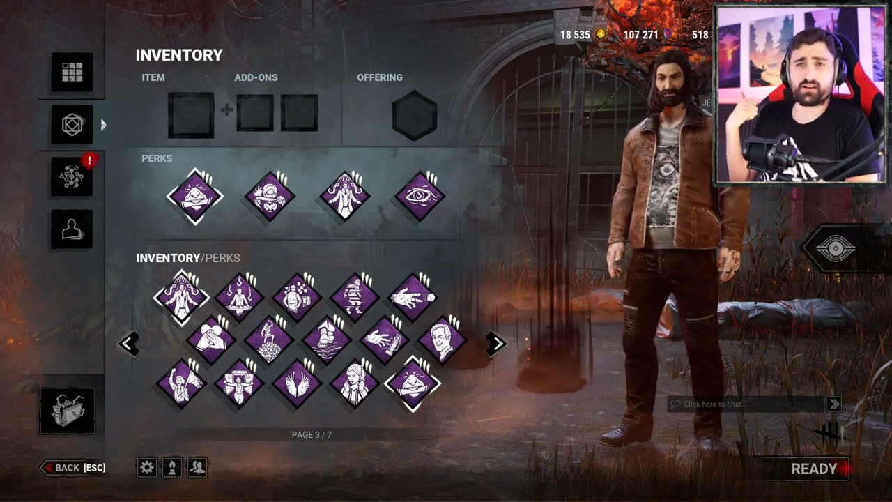 Lore-Accurate Builds for All Survivors | Dead by Daylight