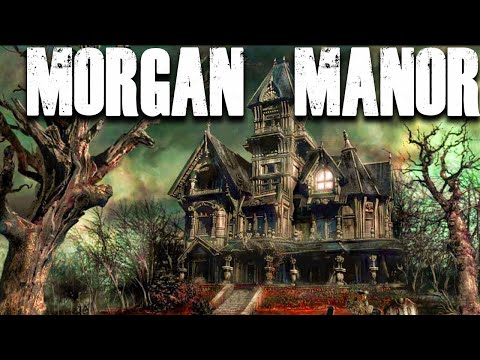 ZOMBIE MAP - MORGAN MANOR (Call Of Duty Black Ops Custom Zombies)