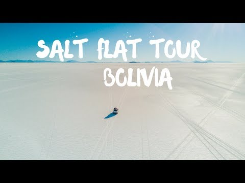 Salt Flat Tour, Bolivia | DJI Mavic Pro + Sony A7R2 | 2017