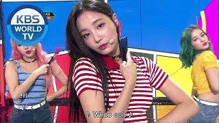 Momoland 모모랜드 Bboom Bboom Baam Music Bank 20th Anniversary 2018 06 29