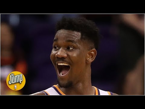 Deandre Ayton's stats have been special, but that might not be the most impressive thing | The Jump