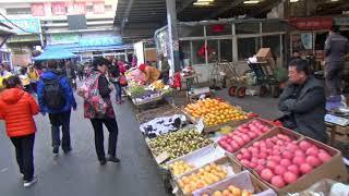 Северный Гонконг. Орехи, морепродукты и не только.
