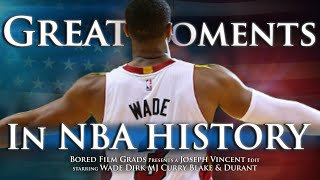 Great Moments In NBA History - Volume 3
