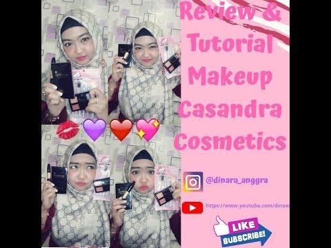 review-&-tutorial-makeup-casandra-cosmetics-||-kece-parah-||-natural-look-||-dina-anggra