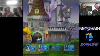 Royal Smash #8 Cartoon Network Punch Time Explosion XL Free For All