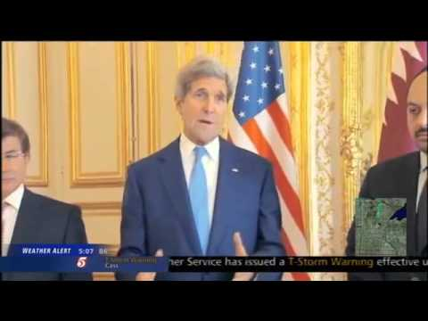 US Evacuates Embassy in Libya Amid Clashes