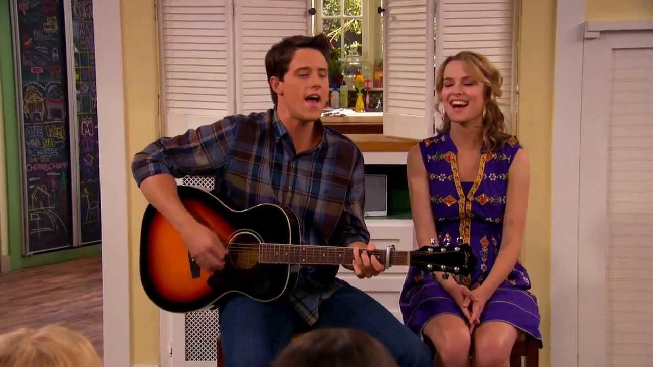 Bridgit Mendler & Shane Harper - Your Song - Good Bye ...