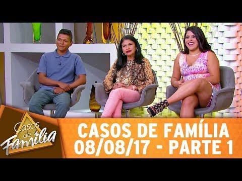 """Casos de Família (08/08/17) - """"Sou seu marido, por isso ..."""" - Parte 1"""