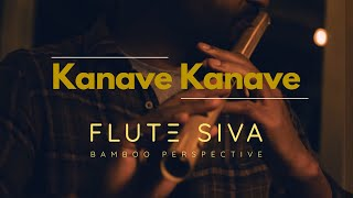 Kanave Kanave (Yun Hi Re) by Flute Siva ft. Suren T | Anirudh | David | Flute Instrumental Cover