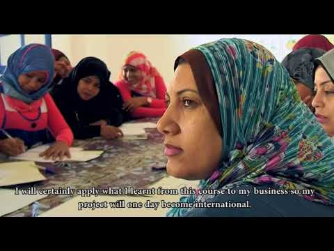 Get Ahead for Egyptian Women in Enterprise