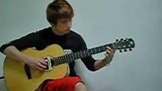 哆拉A夢 小叮噹 Doraemon 吉他演奏 Fingerstyle Guitar