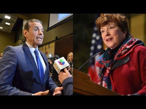 Antonio Villaraigosa and Delaine Eastin on Trump impeachment