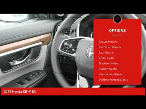2019 Honda CR-V Schlossmann Honda City Inventory 92527
