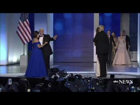 Melania Trump - Dancing with Mr D. - Rolling Stones