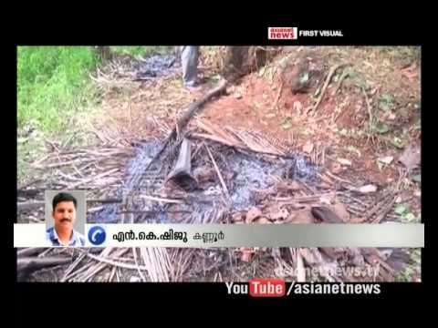 Bomb explosion in Kannur : Two CPM men die :: Asianet News Exclusive visuals