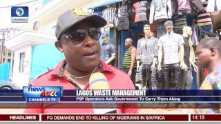Lagos Waste Management: PSP Operators Ask Government To Carry Them Along