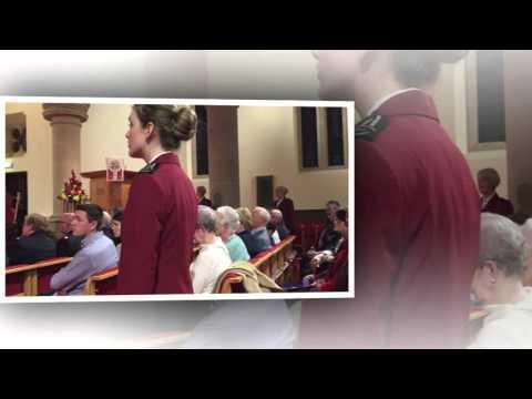 Salvation Army - International Staff Songsters - Govan Citadel