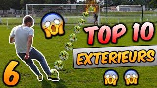 TOP 10 FOOT IRL #6 - LES FRAPPES DE L'EXTÉRIEUR !