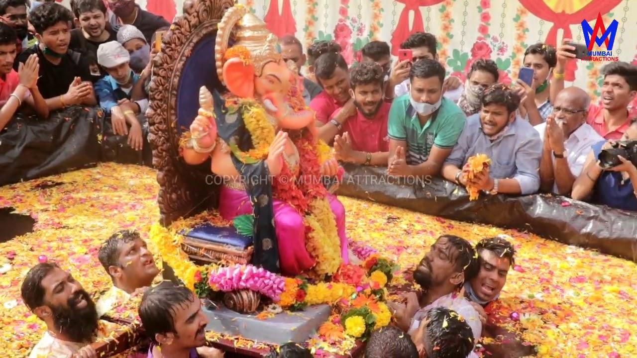 Raja Tejukayacha Visarjan 2020 | राजा तेजुकायाचा विसर्जन २०२० | Mumbai Attractions | Vimal Shah