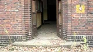 Carbochem Gliwice opuszczona wartownia WOS