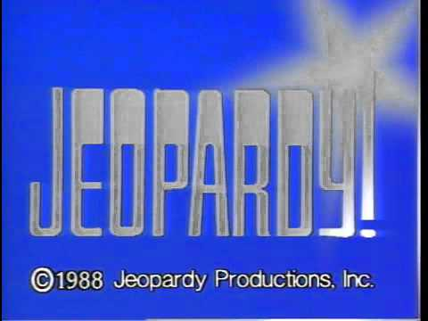 MGE/Kingworld/Jeopardy Productions (1988) (HQ)