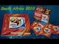 PANINI FIFA WORLD CUP South Africa 2010 STICKER ALBUM SOCCER WM Fußballweltmeisterschaft Sticker