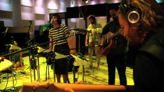 EDWARD SHARPE & THE MAGNETIC ZEROS - FIRE & WATER (RIVER OF LOVE) (iTUNES SESSION)