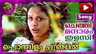 Ponnilam chundil - A song from the Album Chethi Mandaram Thulasi sung by Durga Vishwanath