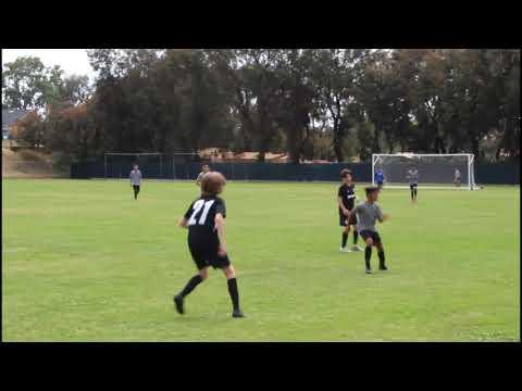 42719 Pateadores Academy II Scrimmage Part 2  Boys 2006