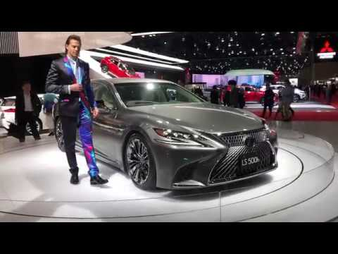 2017 10 27 tokyo motor show lexus booth 39 s stage youtube for Tokyo motor show lexus