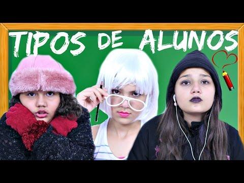 TIPOS DE ALUNOS | TURMA LELE MAGALI