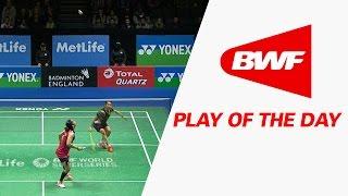 play of the day   badminton qf yonex all england open 2016