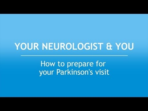 Your Neurologist and You: How to Prepare for Your Parkinson's Visit