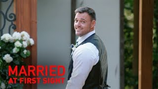 Episode six recap: A very outspoken bride is unimpressed with her match | MAFS 2019